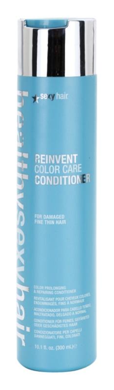 Sexy Hair Healthy Conditioner zum Beleben der Haarfarbe für beschädigtes Haar