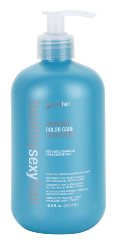 Sexy Hair Healthy péče pro ochranu barvy pro poškozené vlasy