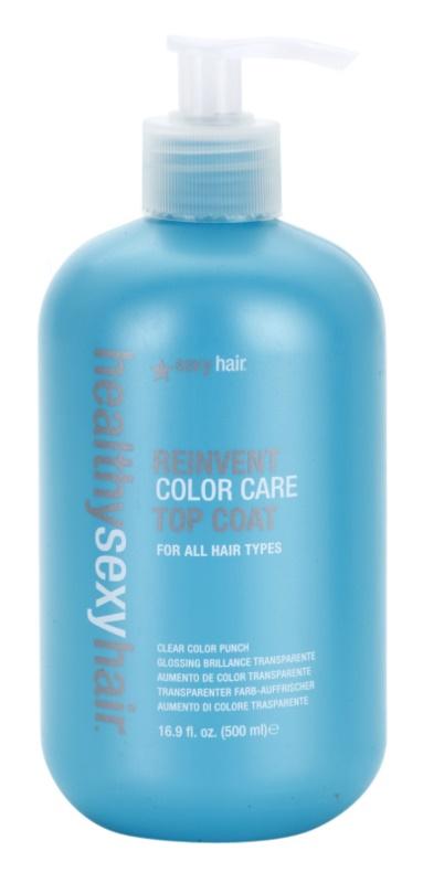 Sexy Hair Healthy hajszínvédő ápolás minden hajtípusra