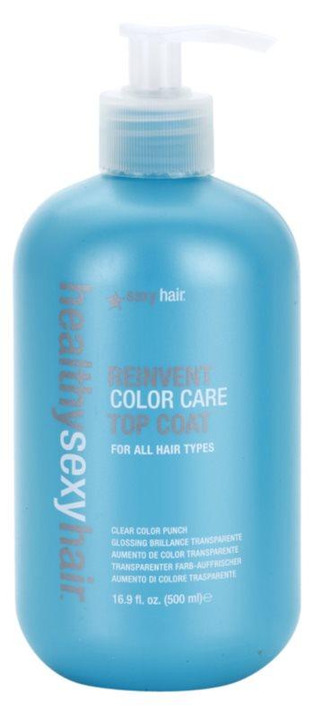 Sexy Hair Healthy péče pro ochranu barvy pro všechny typy vlasů