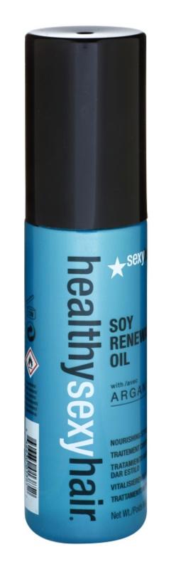 Sexy Hair Healthy odżywczy olejek do włosów przyspieszający suszenie