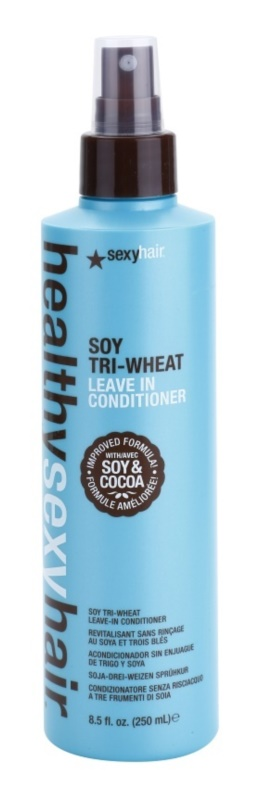 Sexy Hair Healthy Leave-in Conditioner met Soja en Kakao