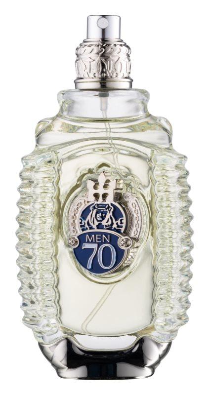 Shaik Chic Shaik No.70 Parfumovaná voda tester pre mužov 80 ml