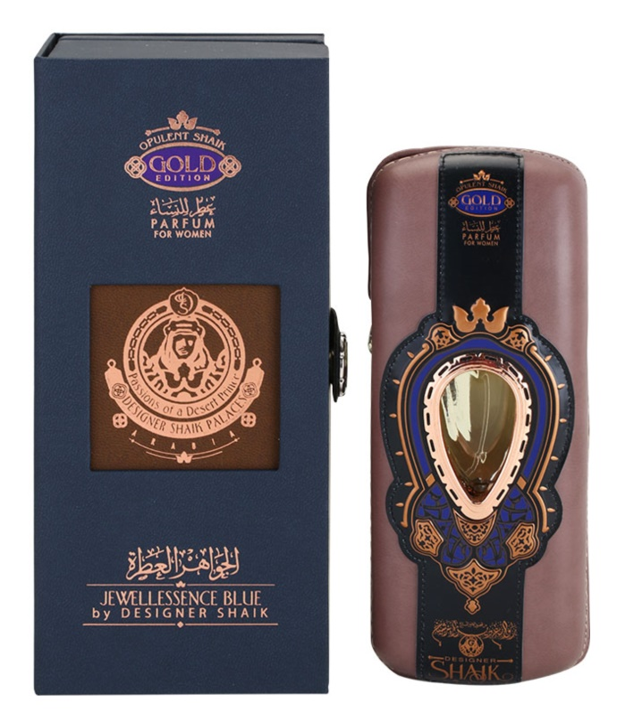 Shaik Opulent Shaik Gold Edition eau de parfum pentru femei 40 ml
