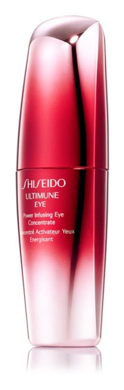 Shiseido Ultimune koncentrat energizujący i ochronny do okolic oczu