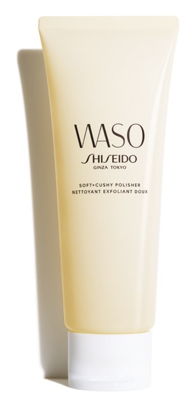 Shiseido Waso Soft + Cushy Polisher peeling do twarzy