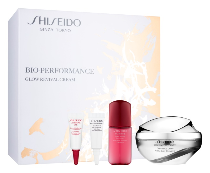 Shiseido Bio-Performance Kosmetik-Set  X.