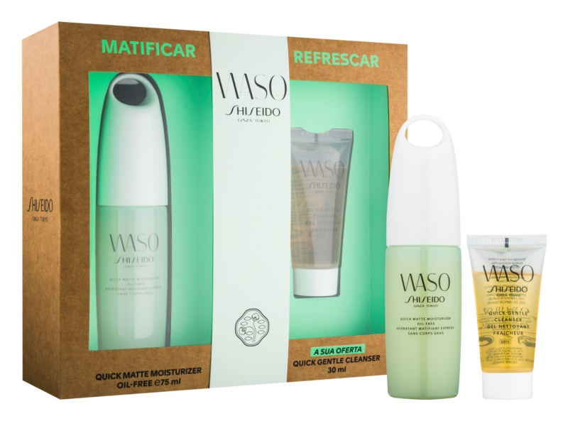 Shiseido Waso Kosmetik-Set  II.