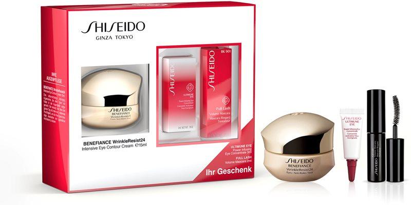 Shiseido Benefiance WrinkleResist24 kozmetická sada I.