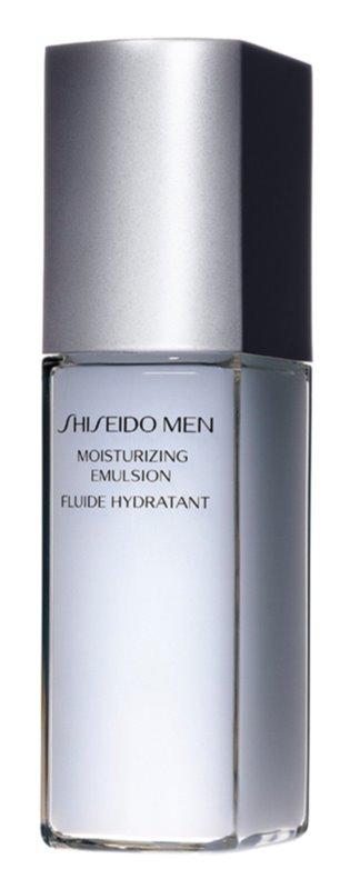 Shiseido Men Moisturizing Emulsion emulsja nawilżająco-odżywiająca do wszystkich rodzajów skóry