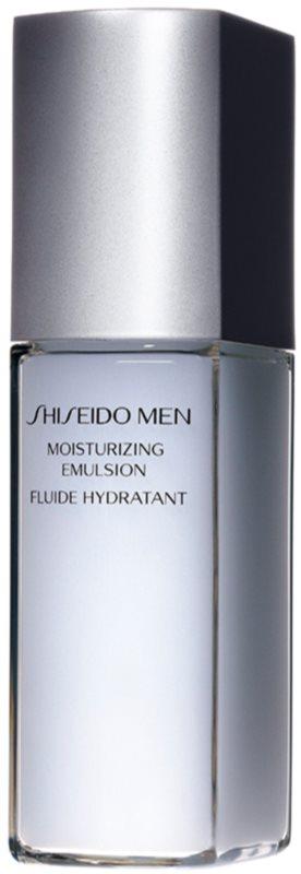 Shiseido Men Moisturizing Emulsion hidratáló és tápláló emulzió minden bőrtípusra
