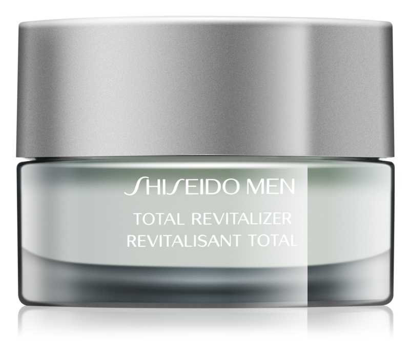 Shiseido Men Total Age-Defense Allround Anti-Aging Hochleistungspflege