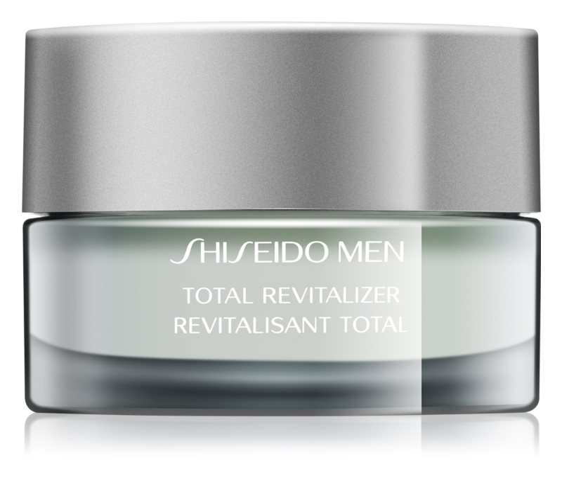 Shiseido Men Total Age-Defense creme renovador revitalizante antirrugas
