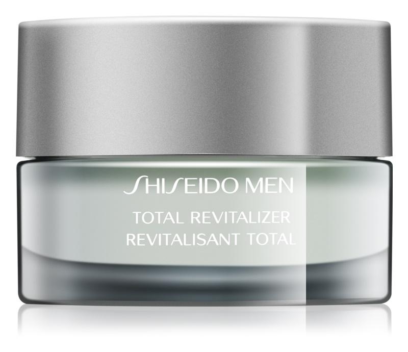 Shiseido Men Total Age-Defense krem rewitalizująco - regenerujący przeciw zmarszczkom