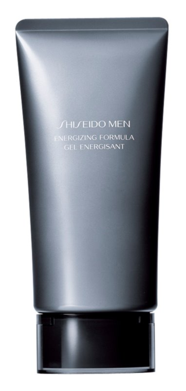 Shiseido Men Energizing Formula gel energizante para pieles cansadas