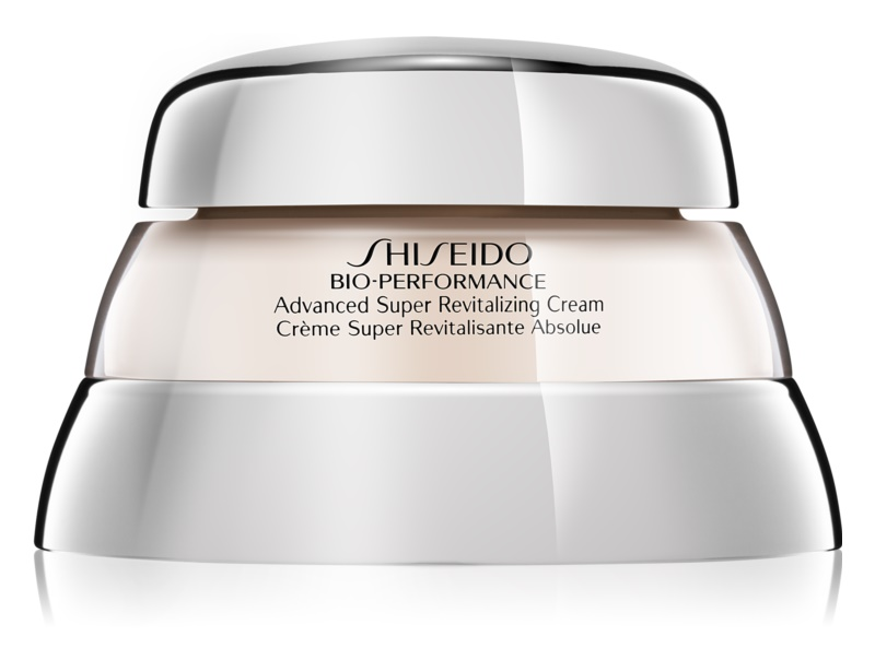 Shiseido Bio-Performance dnevna revitalizacijska in obnovitvena krema proti staranju kože