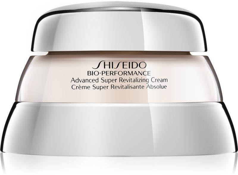 Shiseido Bio-Performance Revitalizing And Regenerating Day Cream with Anti-Aging Effect