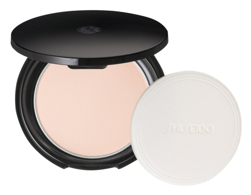 Shiseido Makeup Translucent Pressed Powder фіксуюча пудра з матуючим ефектом
