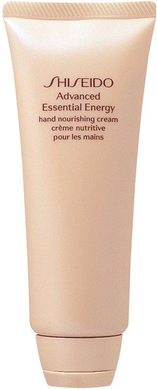 Shiseido Advanced Essential Energy Hand Nourishing Cream revitalizační krém na ruce
