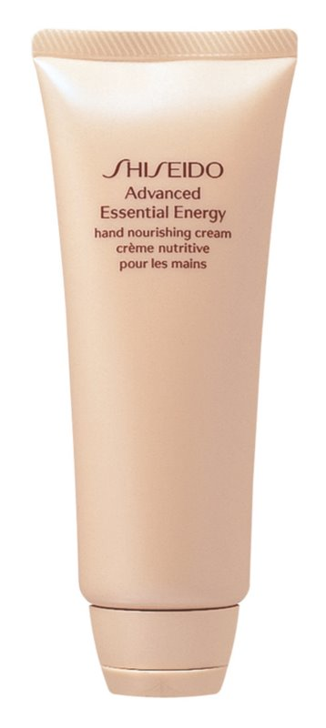 Shiseido Advanced Essential Energy Hand Nourishing Cream відновлюючий крем для рук