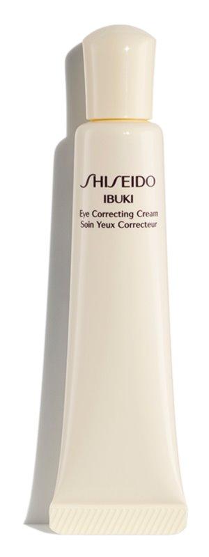 Shiseido Ibuki Hydraterende Oogcrème tegen Rimpels, Zwellingen en Donkere Kringen
