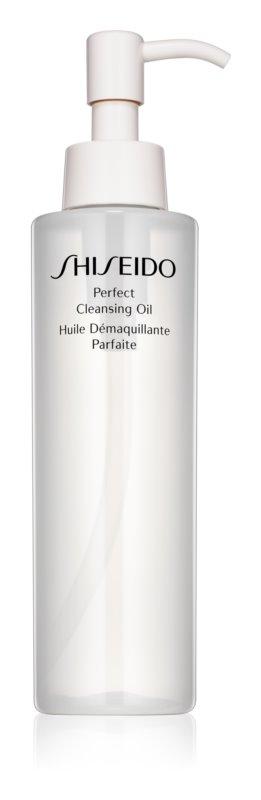 Shiseido The Skincare Öl zum Reinigen und Abschminken