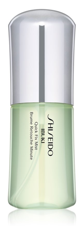 Shiseido Ibuki Quick Fix Mist зволожуючий  спрей для жирної шкіри