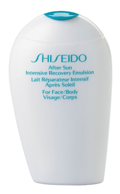 Shiseido Sun Care After Sun Intensiv pflegender After Sun für sonnenstrapazierte Haut
