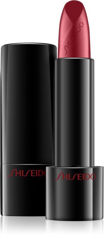 Shiseido Lips Rouge Rouge hosszan tartó rúzs hidratáló hatással