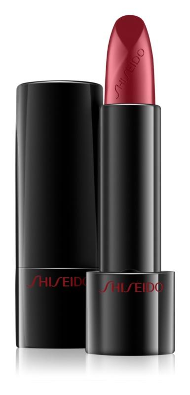 Shiseido Lips Rouge Rouge ruj cu persistenta indelungata cu efect de hidratare