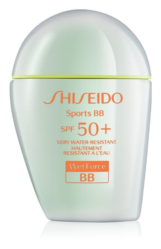 Shiseido Sports BB Cream SPF 50+