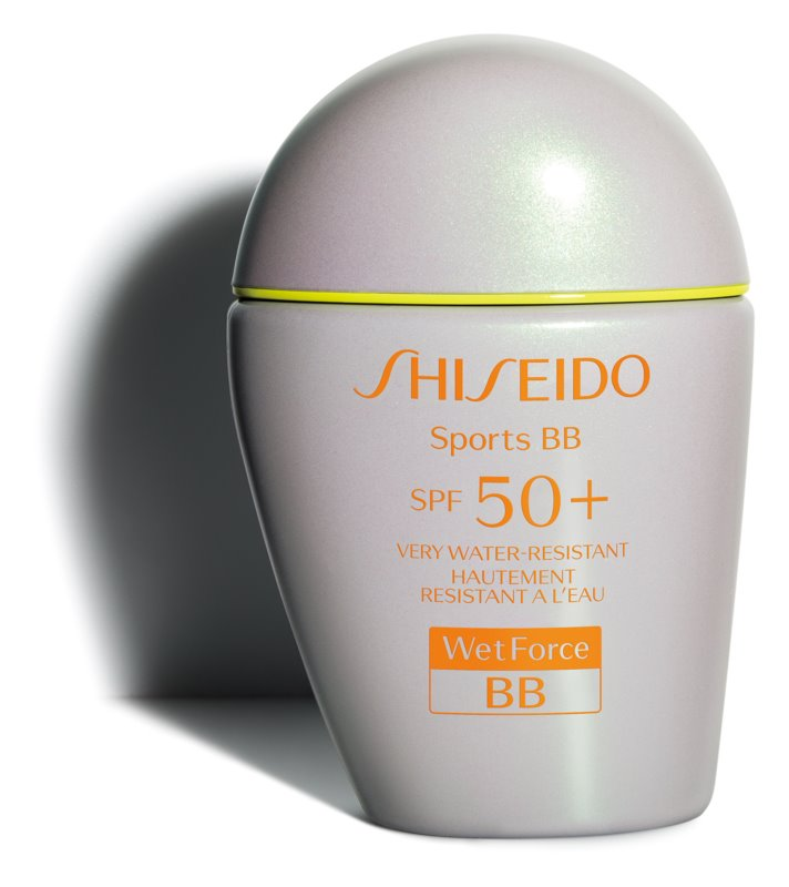Shiseido Sun Care Sports BB WetForce BB crème SPF 50+