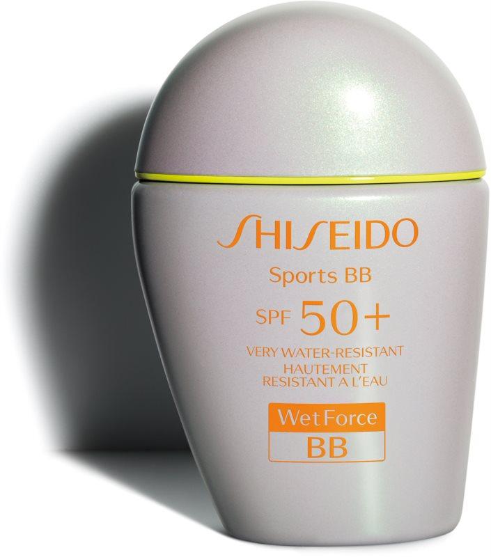Shiseido Sun Care Sports BB WetForce BB крем SPF 50+