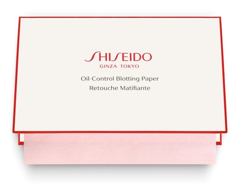 Shiseido Generic Skincare Oil Control Blotting Paper papeles matificantes para pieles grasas y mixtas