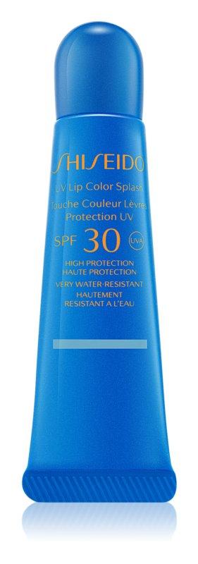 Shiseido Sun Protection lesk na rty SPF 30