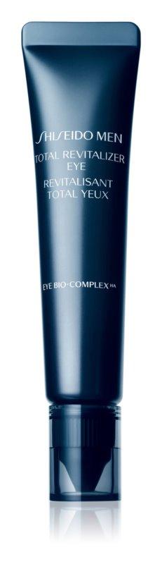 Shiseido Men Total Revitalizer Eye крем-ліфтинг для шкіри навколо очей проти зморшок та темних кіл