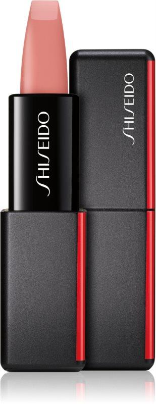 Shiseido Makeup ModernMatte Powder Lipstick mat pudrasta šminka