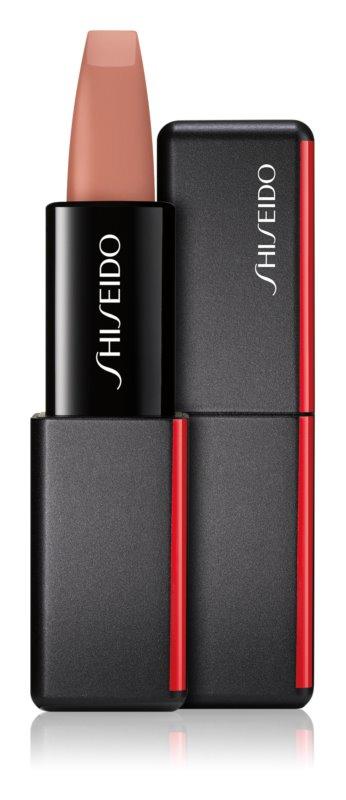 Shiseido Makeup ModernMatte matná pudrová rtěnka