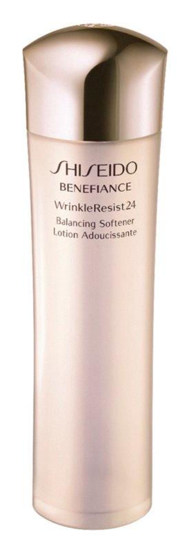 Shiseido Benefiance WrinkleResist24 tonik kojący i nawilżający przeciw zmarszczkom