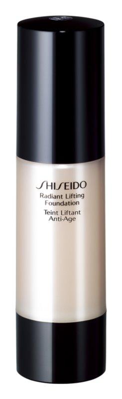 Shiseido Makeup Radiant Lifting Foundation SPF 15 rozjasňující liftingový make-up SPF 15