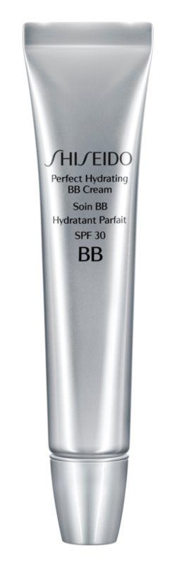 Shiseido Perfect Hydrating BB cream SPF 30 зволожуючий ВВ крем SPF 30