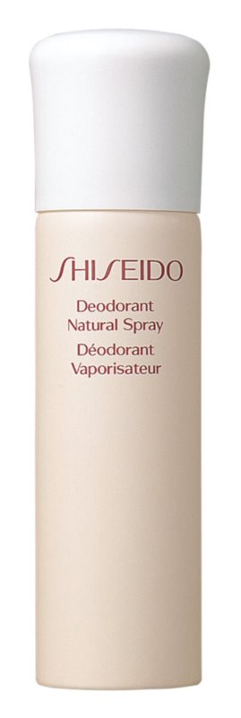 Shiseido Deodorants Deodorant Natural Spray Deodorant Spray