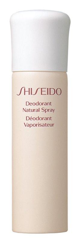 Shiseido Deodorants Deodorant Natural Spray dezodorant w sprayu