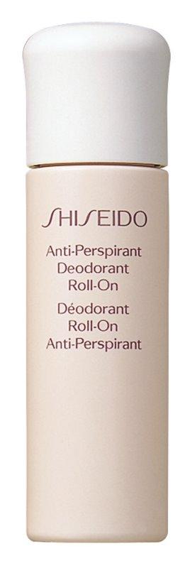 Shiseido Deodorants Anti-Perspirant Deodorant Roll-On кульковий дезодорант - антиперспірант