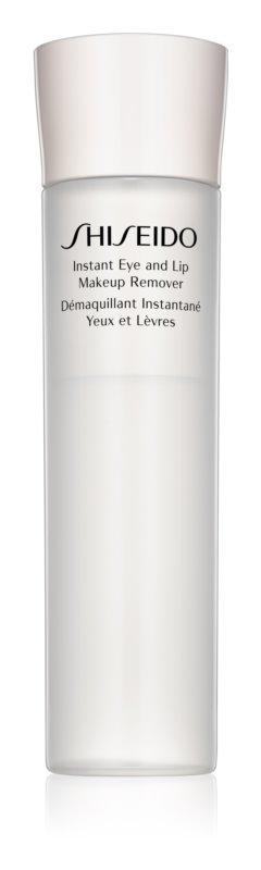 Shiseido Generic Skincare Instant Eye and Lip Makeup Remover desmaquillante de ojos y labios bifásico