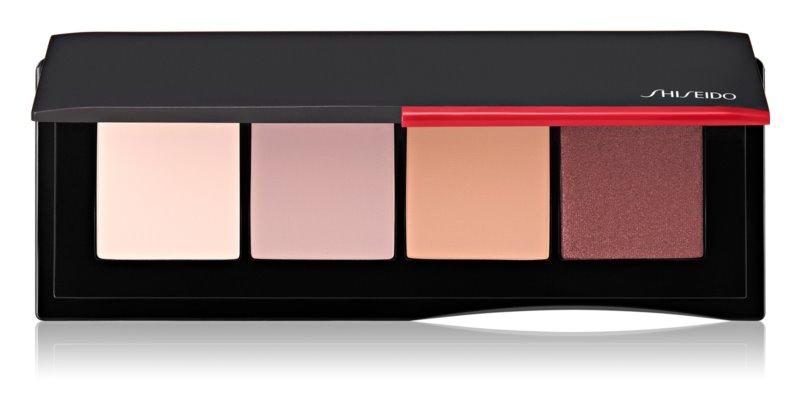 Shiseido Makeup Essentialist Eye Palette paleta de sombras