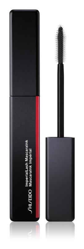 Shiseido Makeup ImperialLash MascaraInk maskara za volumen, dolžino in ločevanje trepalnic