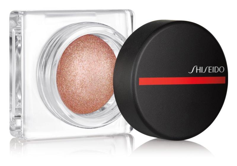 Shiseido Makeup Aura Dew Face, Eyes, Lips рум'яна – тіні для повік  – хайлатер