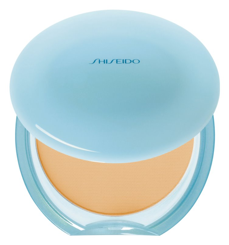Shiseido Pureness Matifying Compact Oil-Free Foundation SPF 15 kompaktný make-up