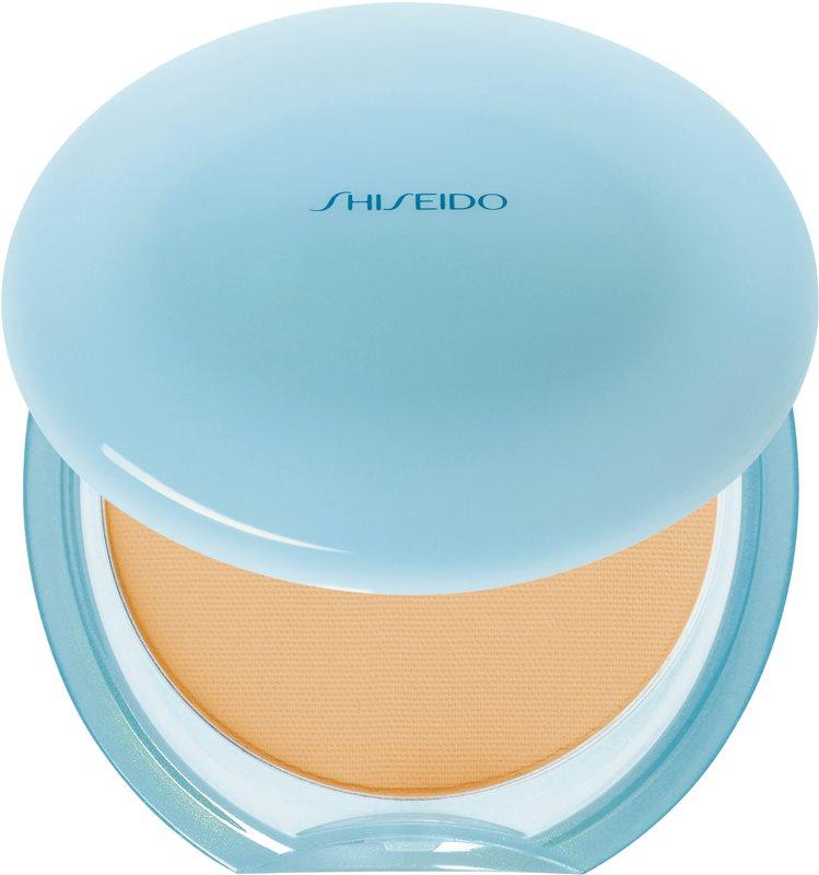 Shiseido Pureness Matifying Compact Oil-Free Foundation SPF 15 maquillaje compacto